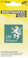 Österreich Markenheft Inland 2x Mi. 3412 Postfr. Graz Wappen Panther - 2011-... Neufs