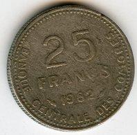 Comores Comoros 25 Francs 1982 KM 14 - Comoren