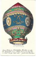 1672v: Ballonpost- Landeort Laa An Der Thaya, Schöne AK Aus Dem Jahr 1956 - Laa An Der Thaya