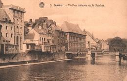 Namur - 5 Vielles Maisons Sur La Sambre - Namur