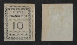 MADAGASCAR 1891 YT 9* - Nuovi