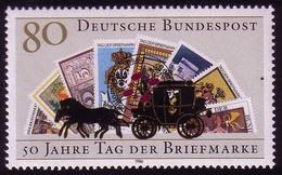 1300 Tag Der Briefmarke O - [7] West-Duitsland