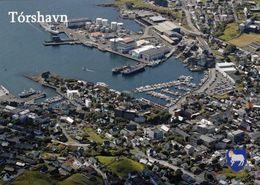 1 AK Färöer Faroe-Islands * Blick Auf Tórshavn - Hauptstadt Der Färöer - Tórshavn Liegt Auf Der Insel Streymoys * - Färöer
