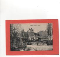 COSNE-COURS-SUR-LOIRE  COSNE  CHUTE  DU NOHAIN  An:  1911  Etat: TB  Edit: Derouet - Cosne Cours Sur Loire