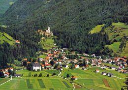 1 AK Italien * Blick Auf Den Ort Sand In Taufers (Campo Tures) In Südtirol Luftbildaufnahme Mit Dem Schloß Taufers * - Andere Städte
