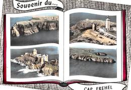 Souvenir Du ... CAP FREHEL - Le Fort-Lalatte - Phare - Livre Ouvert - Cap Frehel