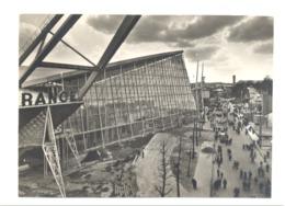 BRUXELLES - Exposition Universelle 1958 - EXPO 58 - CP - Pavillon De La France à La Fin Ou Au Début ? Voir Scan  (b260) - Expositions