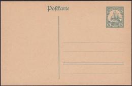 Germany 1919 - German Colonies. Postal Stationery, 'DEUTSCH NEU GUINEA'. MiNr. P 14. Ganzsache. - Ganzsachen