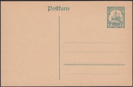 Germany 1919 - German Colonies. Postal Stationery, 'DEUTSCH NEU GUINEA'. MiNr. P 14. Ganzsache. - Postwaardestukken