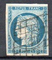 FRANCE - 1849 - YT N° 4f - Cote: 65,00 € - 1849-1850 Ceres