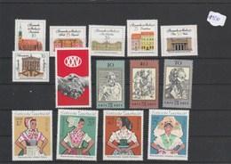 DDR     Posten/Lot   Postfrisch **   MiNr. 1661-1674 - DDR