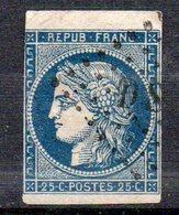 FRANCE - 1849 - YT N° 4a - Cote: 75,00 € - 1849-1850 Cérès