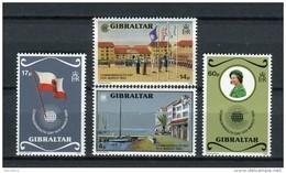 Gibraltar 1983. Yvert 467-70 ** MNH. - Gibilterra