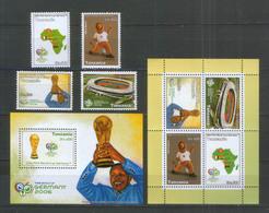 Tansania ** Fußball WM 2006 - Fußball-Weltmeisterschaft
