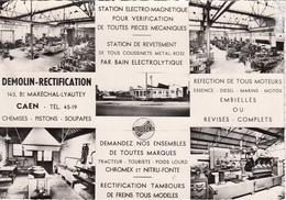 CAEN : Entreprise Demolin-Rectification - Caen