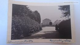 D166997   FOTO-AK -  Werbestempel -Internationale Leipziger Messe -  München   Haupstadt Der Bewegung 1937 Hindenburg - München