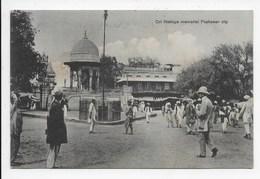 Col Hestuys Memorial Peshawar City - Pakistan