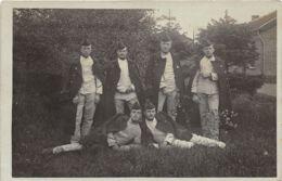 Carte-Photo - Militaire, Brasschaet - Uniformen