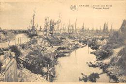 Dixmude - La Route Pour Beerst - Guerre 1914-18