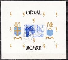 BL12  Grand Bloc Orval - Oblit. - LOOK!!!! - Blocs 1924-1960