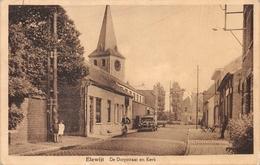 De Dorpstraat En Kerk - Elewijt - Zemst
