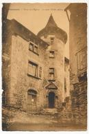 CPA - LE BLEYMARD (Lozère) - Place De L'Eglise - La Tour - Le Bleymard