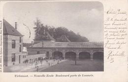 Tienen - Nouvelle Ecole , Boulevard De Louvain - Tienen