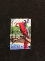 NICARAGUA. BIRD. MNH 5R0308G - Parrots