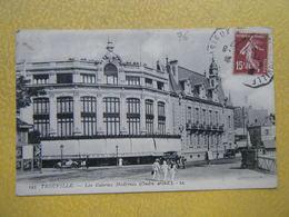 TROUVILLE SUR MER. Les Galeries Modernes. - Trouville