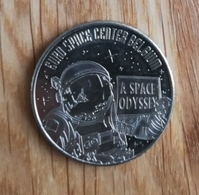 3265 Vz Euro Space Center Belgium  A Space Odyssey - Kz Belgian Heritage Collectors Coin - België