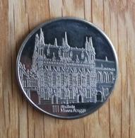 3266 Vz Stadhuis Musea Brugge - Kz Belgian Heritage Collectors Coin - België