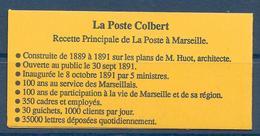 Carnet MARIANNE DE BRIAT N° 2712-C1** M Avec Trait Parasite COTE 14 € - Carnets