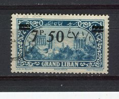 GRAND LIBAN - Y&T N° 78° - Baalbeck - Gebraucht