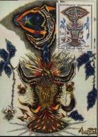 FDC 65 - FRANCE N° 1493 Tapisserie De Lurçat Sur Carte Maxi - Cartes-Maximum
