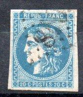 FRANCE - YT N° 45B - Cote: 100,00 € - 1870 Emissione Di Bordeaux