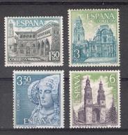 Spain 1969 - Turismo VI Ed 1935-38 (**) - 1931-Aujourd'hui: II. République - ....Juan Carlos I