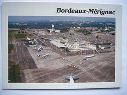 Avion / Airplane / AIR FRANCE / Bordeaux-Mérignac Airport - Aérodromes