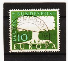 YZO845 DEUTSCHLAND - BRD 1958 Michl 294 Gestempelt SIEHE ABBILDUNG - Gebraucht