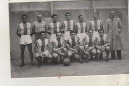 SAINT OUEN - Carte Photo -  Equipe Football RED STAR ( A Confirmer) -   Voir Description - Fussball