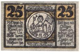 Deutschland Germany Notgeld 25 Pfennig Mehl1162.1 SALZWEDEL /68M/ - [11] Emissions Locales