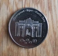 3268 Vz Menenpoort Ieper Menin Gate - Kz Belgian Heritage Collectors Coin - België