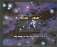 NAMIBIE-NAMIBIE 1997 ETOILES  YVERT   N°B27  NEUF MNH** - Astrologie