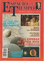 ESPACIO Y TIEMPO - REVISTA MENSUAL - Nº1 - MARZO 1991 - Revistas & Periódicos
