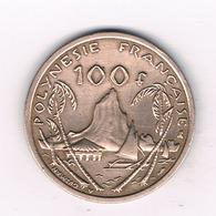 100 FRANCS 2000 NIEUW CALEDONIE /6355/ - Nouvelle-Calédonie