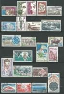FRANCE: Obl., N° YT 1783 à 1829, Année 1974 Complète, TB - 1970-1979
