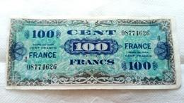 BILLET DE 100 FRANCS EMIS PAR LES USA AVANT LA LIBERATION DE LA FRANCE - Andere
