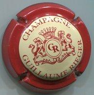 CAPSULE-CHAMPAGNE RIEGER Guillaume N°02 Contour Bordeaux - Other