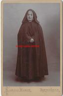 Vers 1895--grande CDV-(CAB) Religieuse, Nonne, Nun-photoHarold Baker à Birmingham - Photographs