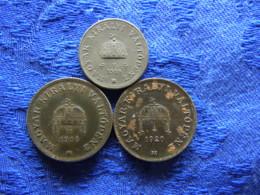 HUNGARY 2 FILLER 1918 KM497, 20 FILLER 1916, 1920 KM498 - Ungarn
