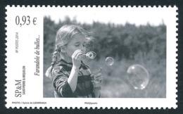 ST-PIERRE ET MIQUELON 2014 - Yv. 1098 **  - Farandole De Bulles  ..Réf.SPM11655 - St.Pierre & Miquelon